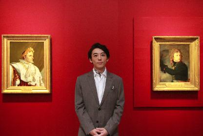 """高橋一生インタビュー オフィシャルサポーターを務める『ルーヴル美術館展』で、""""肖像芸術""""から感じた役者論"""