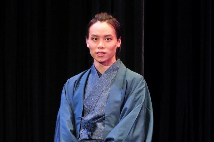 太田将熙  撮影=こむらさき