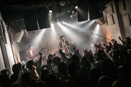 the quiet roomが新体制初ライブで告げた決意と新たな始まり