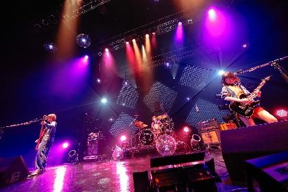 SHISHAMO 公演延期を乗り越え、快心のライブ「大好きな歌を聴いてくれる大好きなみんながいる」