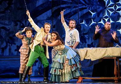 NHK「プレミアムシアター」でグラインドボーン音楽祭2016より歌劇『セビリアの理髪師』を放送