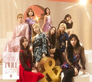 TWICE、JAPAN 2ndアルバム『&TWICE』の最新ビジュアルが解禁、楽曲では初の作詞作曲にも挑戦