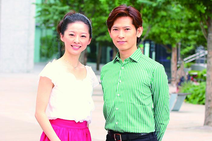 (左から)前田奈美甫、緑間玲貴 (撮影:真島由佳里)