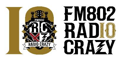 FM802ロック大忘年会『FM802 RADIO CRAZY』第2弾にアレキ、KEYTALK、キュウソ、奥田民生ら16組、日割り発表も