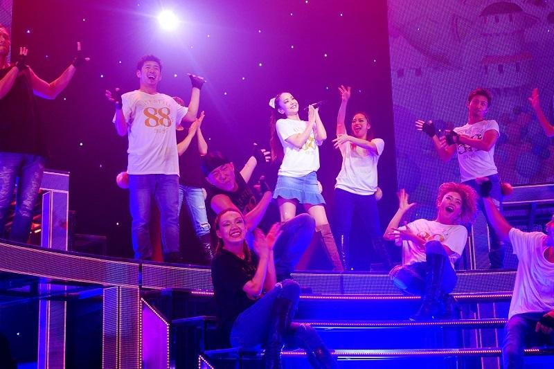 naamie amuro LIVE STYLE 2016-2017