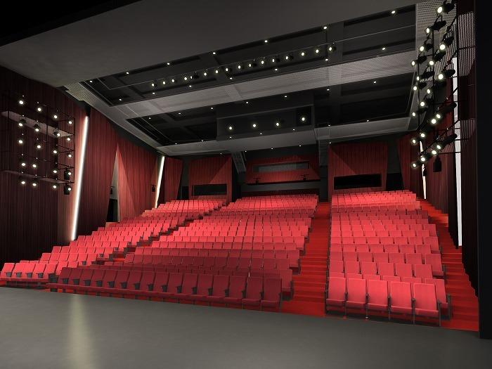新PARCO劇場客席イメージ