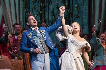 METライブビューイング《椿姫》新演出ニューヨーク・オペラナイト、ブラボー先行上映会 開催レポート