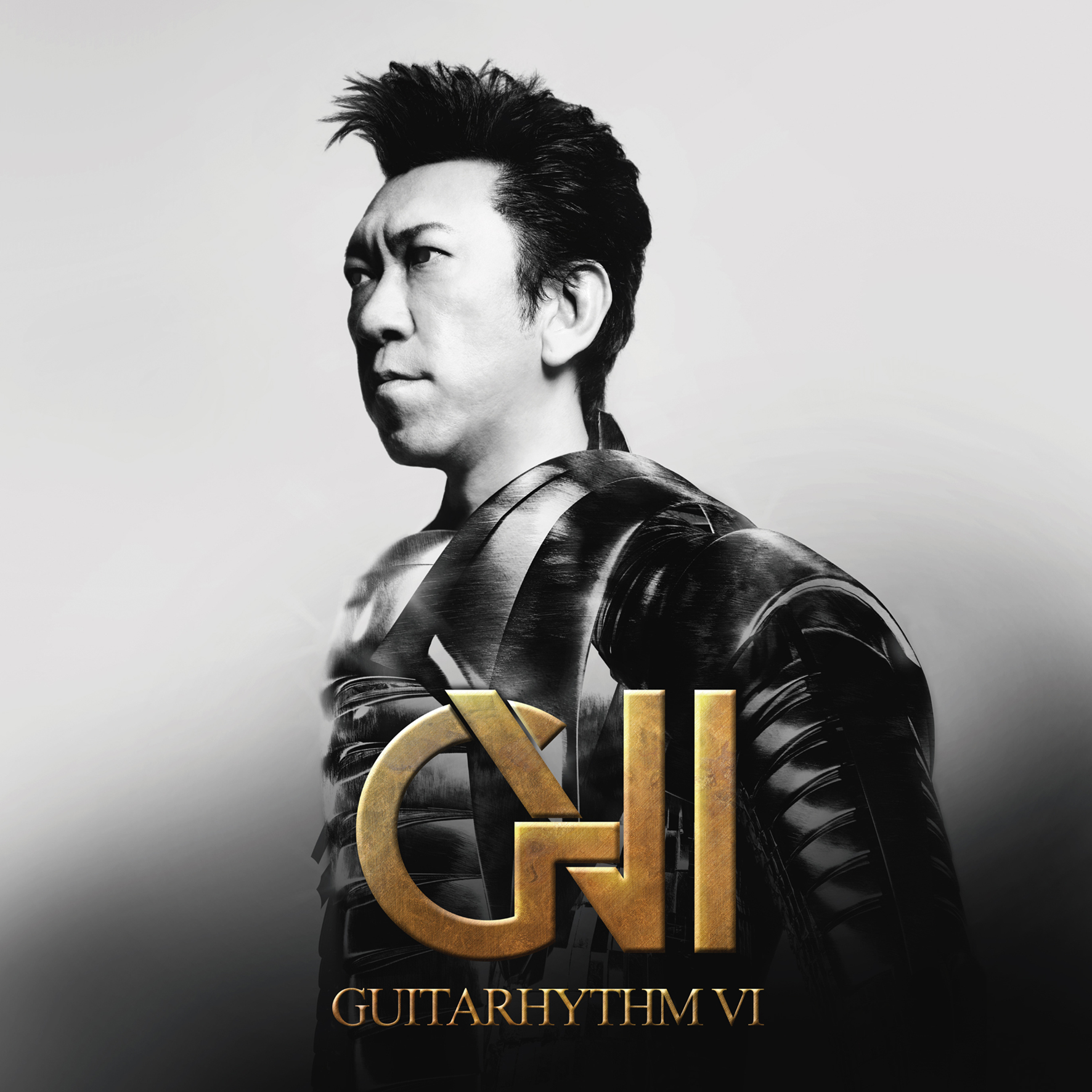 『GUITARHYTHM Ⅵ』ジャケット写真(通常盤)