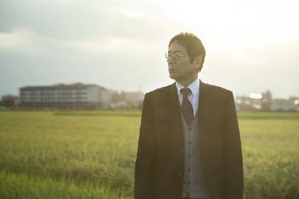 大杉漣さん最後の主演映画『教誨師』初映像を公開 玉置玲央、光石研ら演じる6人の死刑囚との対話にむかう姿も