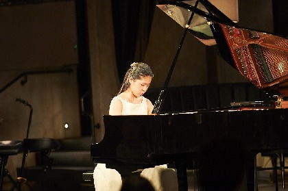 清らかな美しさと、力強い伸びやかさを共に持つピアノの響き ピアニスト太田糸音