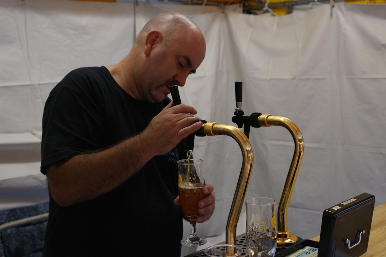 「Outsider Brewing」(山梨)バンディット・スコティッシュ・スモーク・エール