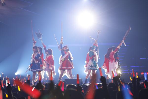 スタァライト九九組 (C)Animelo Summer Live 2019