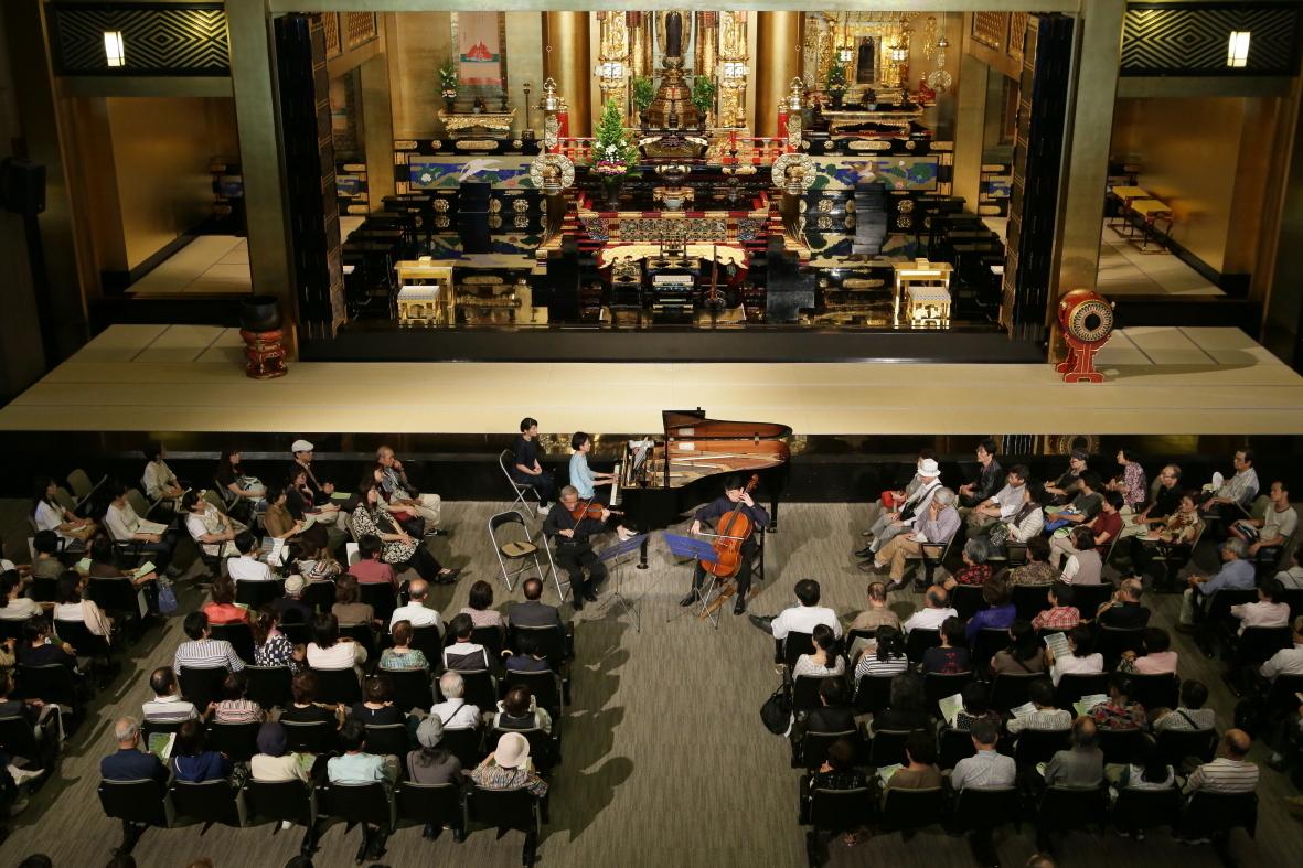 2015年大阪クラシック第59公演 (C)飯島隆