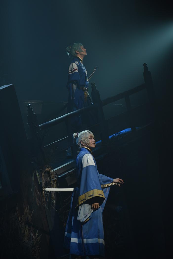 撮影:宮内勝 (C)ミュージカル『刀剣乱舞』製作委員会