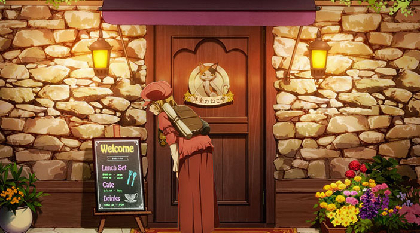 諏訪部順一・上坂すみれ・大西沙織のコメント到着 飯テロアニメ『異世界食堂』第2期が制作決定