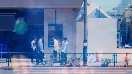THE BEAT GARDEN、現体制最後のアルバム『余光』リード曲「Everglow」MVプレミア公開
