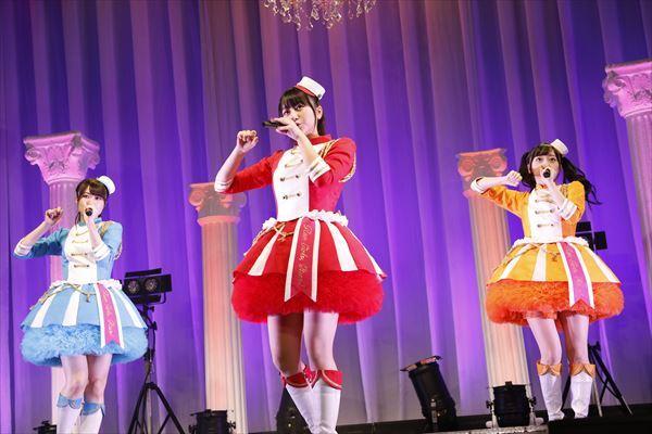 イルミナージュ・ランド_Run Girls, Run! (C) T-ARTS / syn Sophia / テレビ東京 / PCH3製作委員会