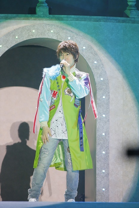 羽多野渉 Presentation licensed by Disney Concerts.(C)Disney