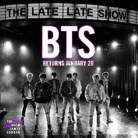 BTSの新曲「Black Swan」が世界93の国と地域でiTunesトップ・ソング・チャート1位に ジェームズ・コーデンの番組に再出演へ
