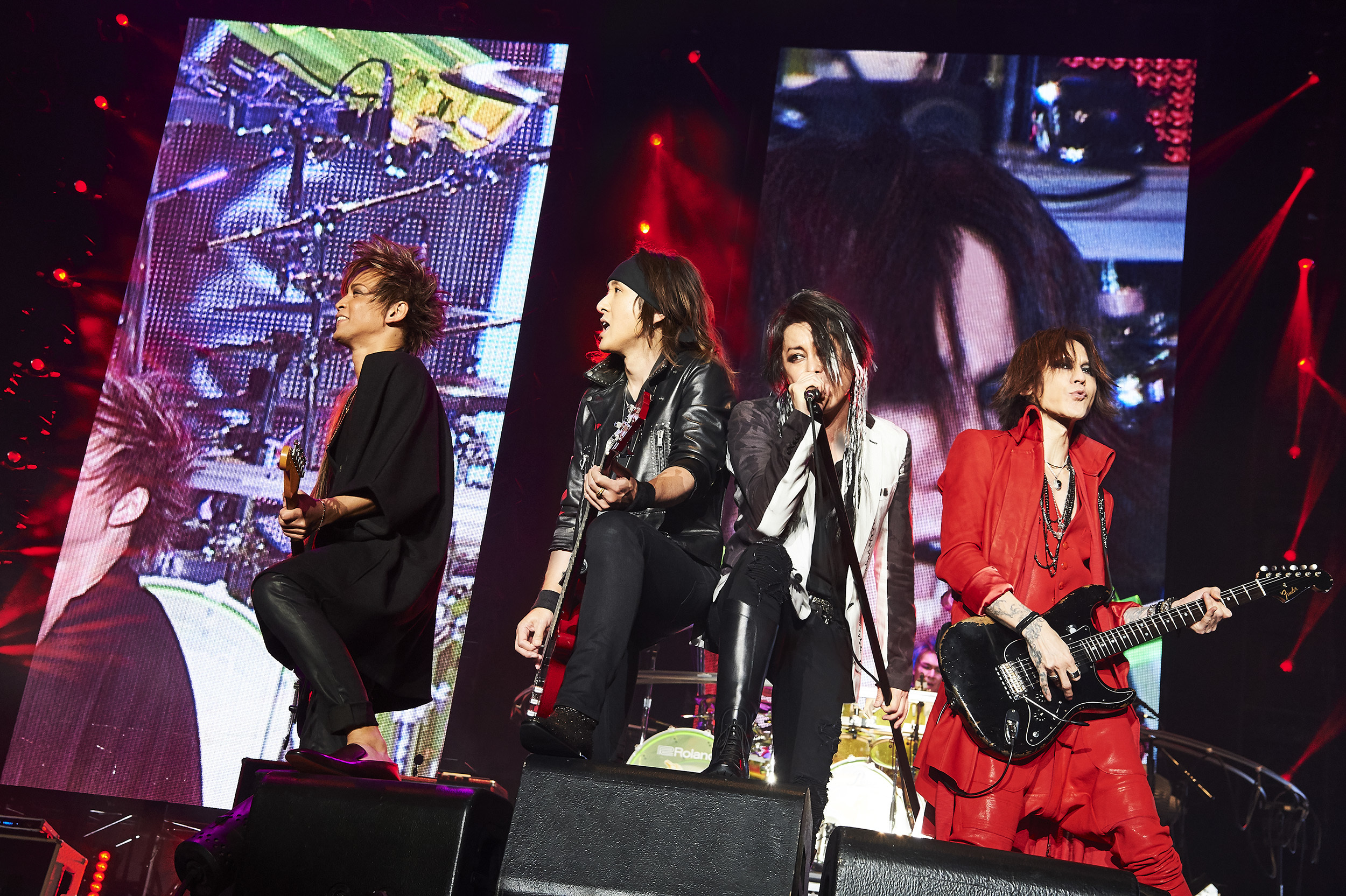 LUNA SEA 2018.12.22 撮影=LUNA SEA Inc.