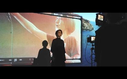 Ms.OOJA、初の日本武道館公演へのアンセム「はじまりの時」MVメイキングを公開