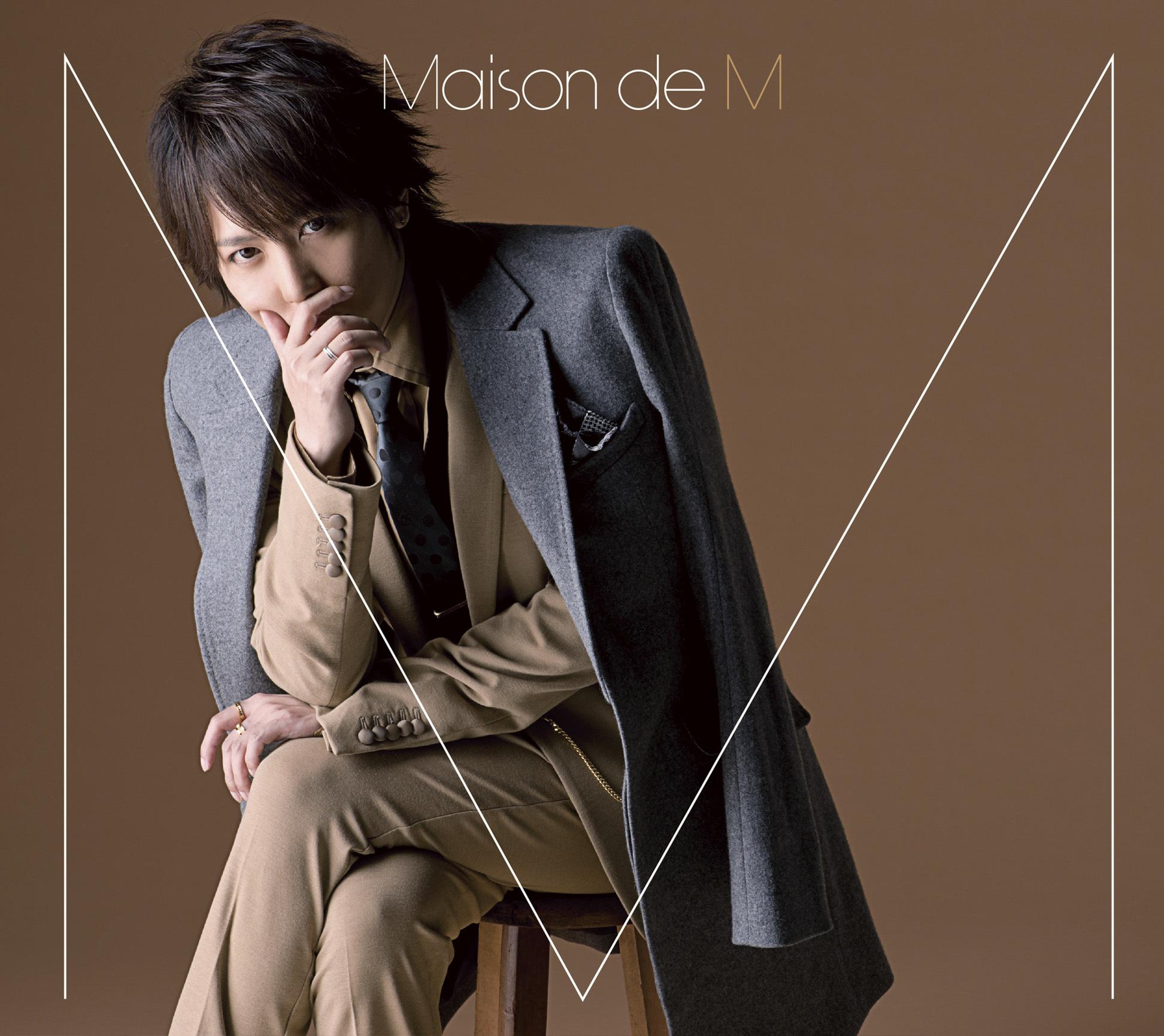 マオ from SID『Maison de M』初回盤B