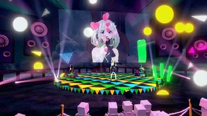 それは歌姫とともにVRで旅立つ新天地への航海!? YuNi 3rd VR Live「eternal journey」レポート