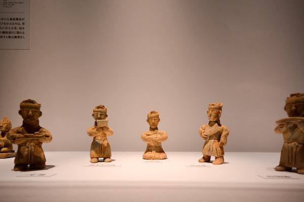《俑(よう)》 三国時代(呉)・3世紀 武漢博物館蔵