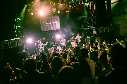 ユアネスの渋谷WWWワンマンレポート――進境著しいバンドが今、何を鳴らすのか