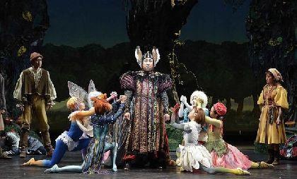 寺山修司作の劇団四季「王様の耳はロバの耳」冬休みに自由劇場で