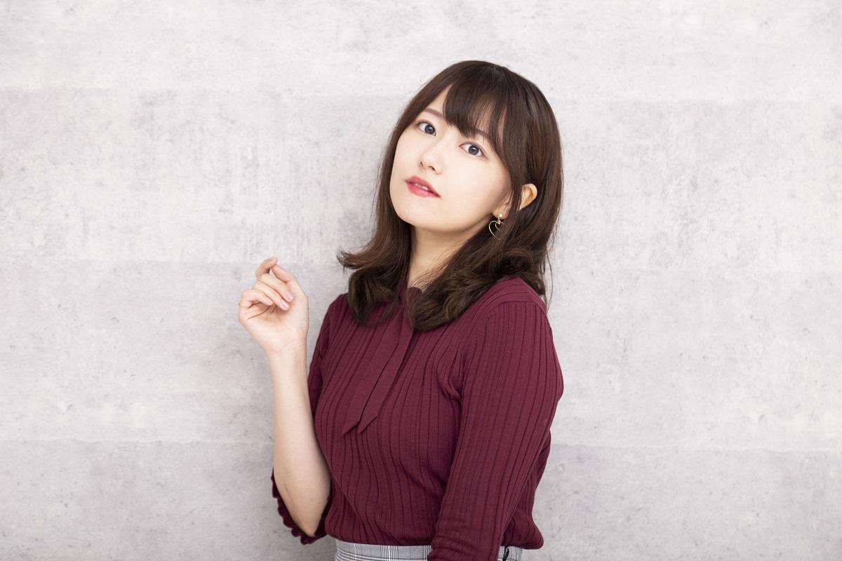 三澤紗千香 撮影:池上夢貢