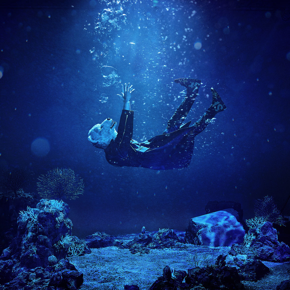 「INTO THE DEEP」通常盤