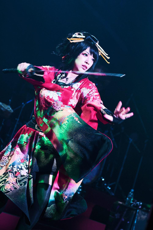 和楽器バンド  Photo by KEIKO TANABE(TAMARUYA)