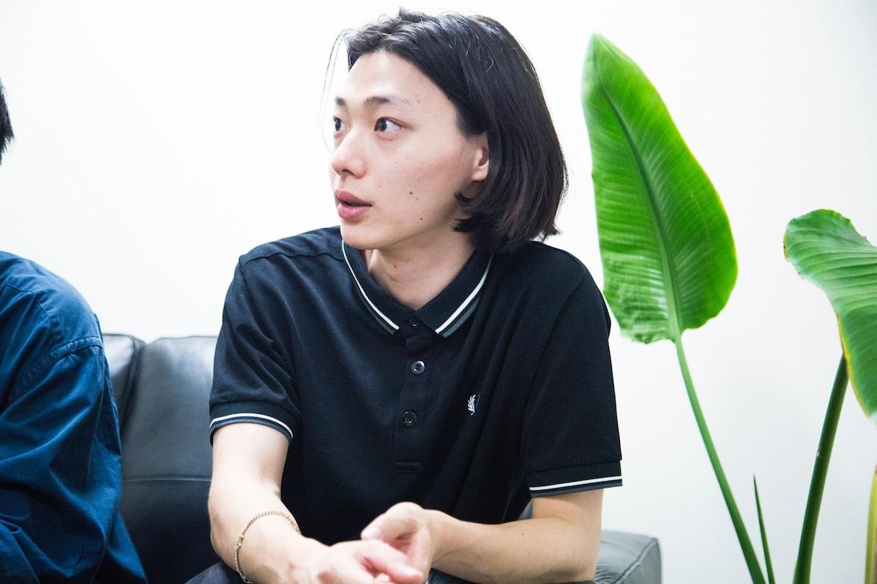 大井一彌(Dr)