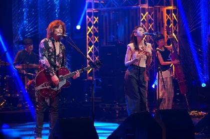 AJICOが『The Covers』に出演、寺尾聰「ルビーの指環」と井上陽水「リバーサイドホテル」をカバー