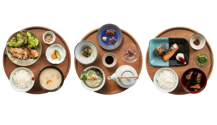 発酵定食(イメージ)