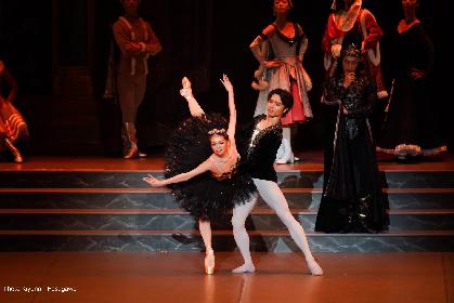東京バレエ団『白鳥の湖』を地方3都市で上演 ブルメイステル版は「ドラマティックで見応えがある」