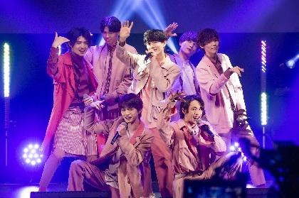 TFG、メンバー健人の卒業公演となった初の生配信ライブが大盛況で終了