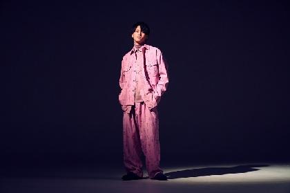 高野洸、自身初の1stアルバム&1stツアーが決定