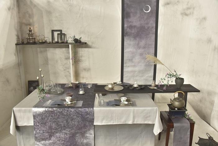 コーディネート部門 大賞・経済産業大臣賞 「今宵、 月の下で茶の・・・」