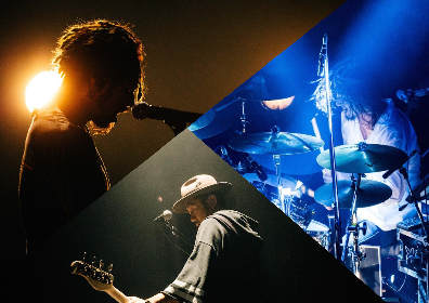 The BONEZ、復活! ドキュメンタリー&ライブを生配信決定