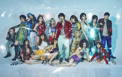 GANG PARADE&磯村勇斗がW主演のミュージカル『プレイハウス』 ギャンパレ新曲を含むミュージカルナンバーが解禁