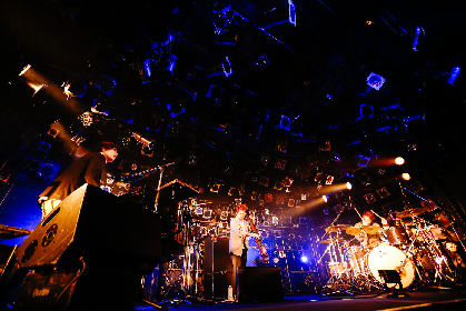 fox capture plan 強烈なアンサンブルで魅せた『CAPTURISM TOUR -KICK OFF LIVE-』東京公演をレポート