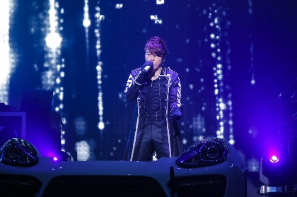 西川貴教の「決意、宣誓に近いライブ」本名名義初の全国ツアー、ファイナル公演がWOWOWで初放送へ
