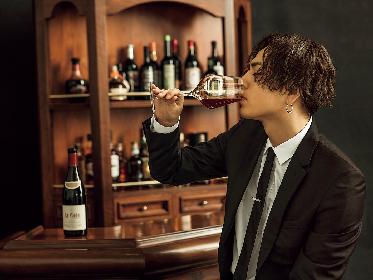三代目JSB登坂広臣、艶やかに表紙に登場 YOSHIKIやイニエスタもワインを語るライフスタイルマガジン『GOETHE』3月号