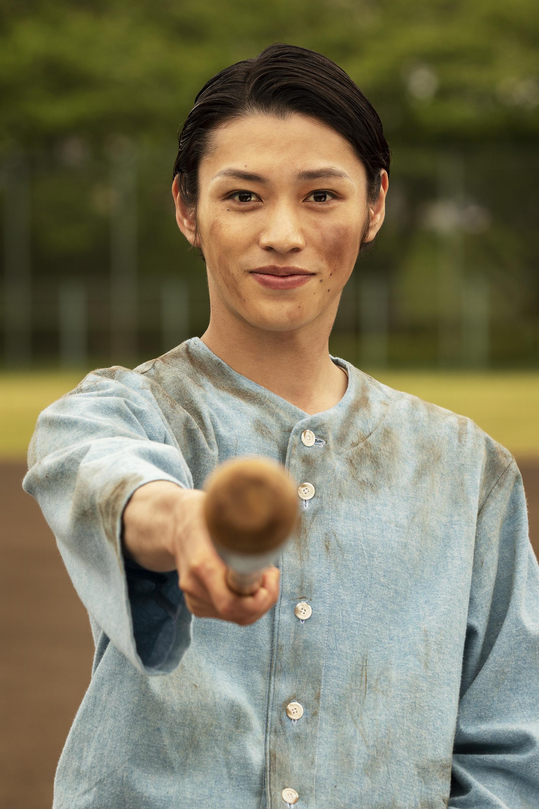 主演:安西慎太郎