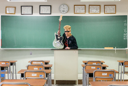 """綾小路翔、ハマ・オカモト、Charが行った""""課外授業""""映像を公開 高校軽音楽部の部員たちに熱いアドバイスも"""