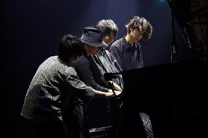 かてぃん×菊池亮太×けいちゃん×ござ『NEO PIANO CO.LABO.』完全版の配信が決定 出演者の副音声付き