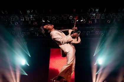 MIYAVI 氷点下の北海道でツアー開幕「日本のオーディエンスの皆とまた新しいネクストレベルへ到達したい」