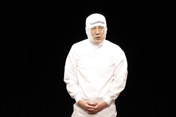 「謝罪会見」(2019年『イッセー尾形の妄ソー劇場』)